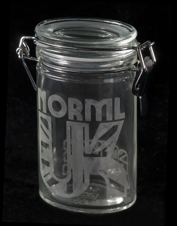 Norml-UK Stash Jars