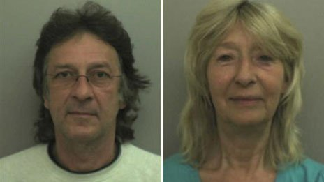 Michael Foster and Susan Cooper jailed for cannabis