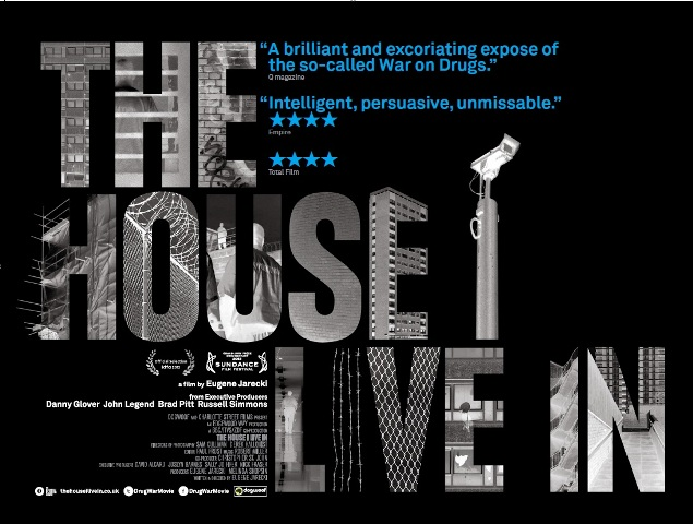 the war on drugs in the film the house i live in by eugene jarecki