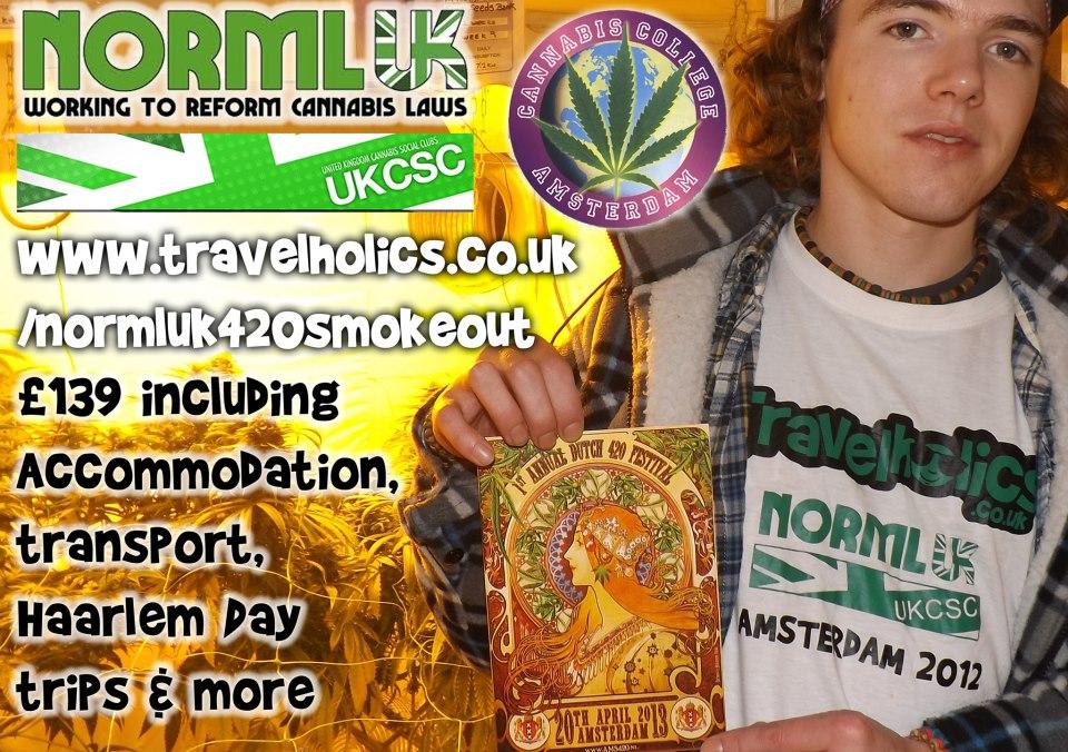 420 Smoke out Holland