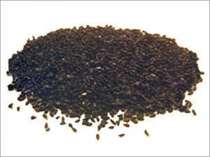 Black Cumin Seeds from the plant Nigella Sativa