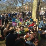 Over 10,000 people at London 420 cannabis smoke out in Hyde Park