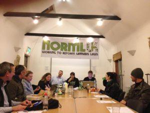 NORML UK Public Meeting December 2012