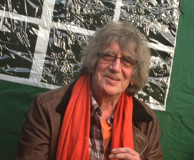 Howard Marks at the NORML UK cannabis campaign AGM in Bristol, May 2013.