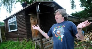 Simon Redclift banned from his garden shed by Judge Wynn Morgan
