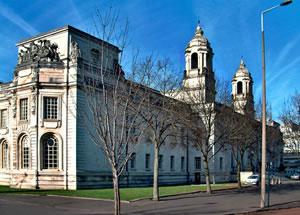 Judge Wynn Morgan - Cardiff Crown Court