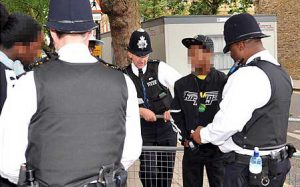 Police Stop and Search consultation by the UK Government.