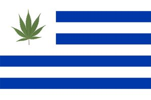 Uruguay is first country in the world to legalise cannabis.