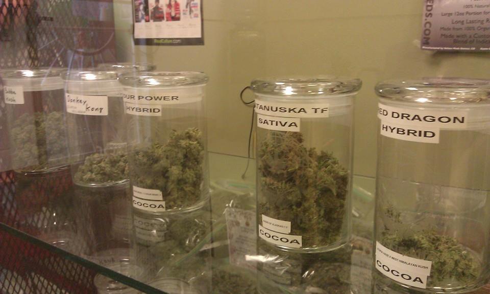 Legal cannabis in Colorado: Holistic Life Dispensary