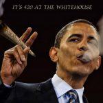 Obama on pot