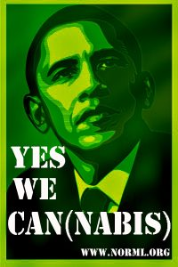 Barak Obama cannabis.