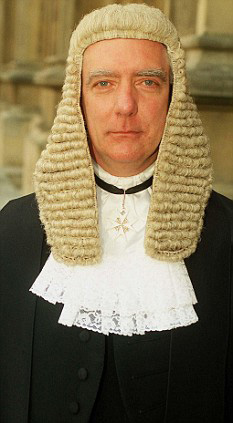 Judge Richard Hone QC incorrectly claims there is little difference between skunk and class A drugs like crack cocaine or heroin.