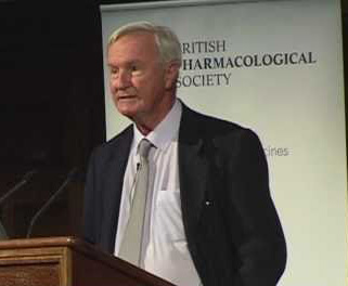 Prof Les Iversen, chair of the Advisary Committee on the Misuse of Drugs (AC