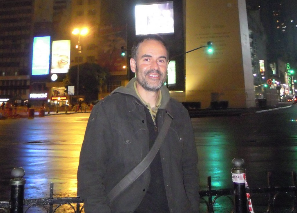 Martin Barriuso Alonso in Buenos Aires