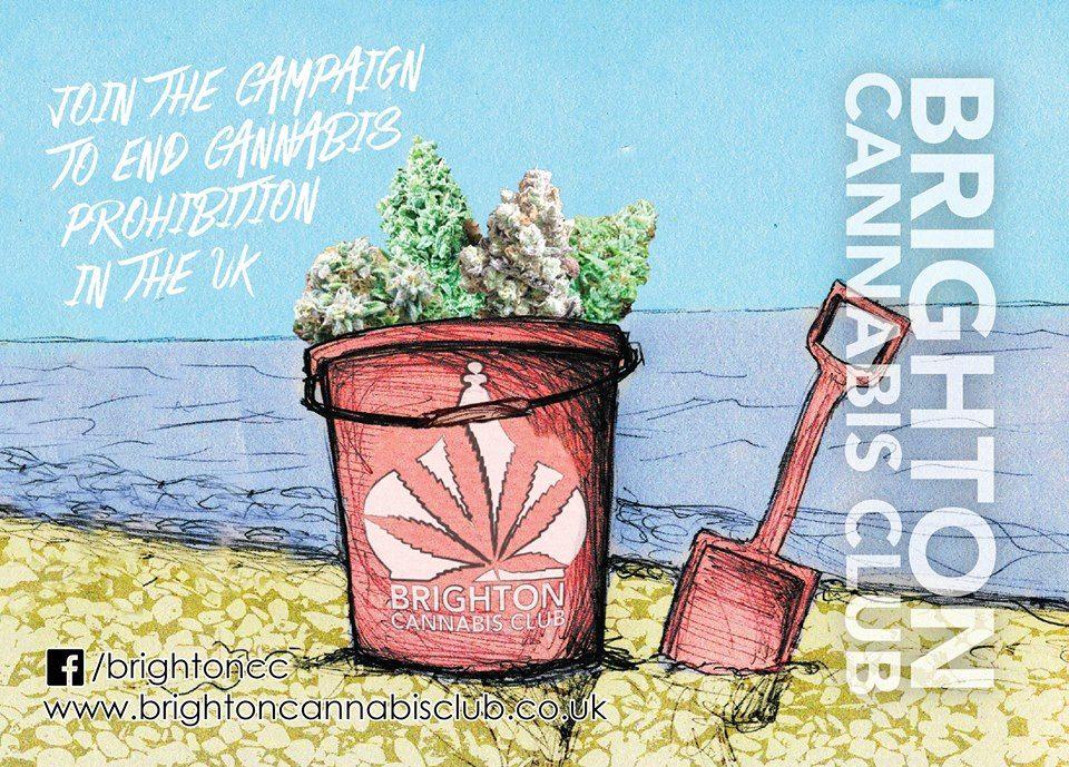 Brighton Cannabis Club,  patients' perspective