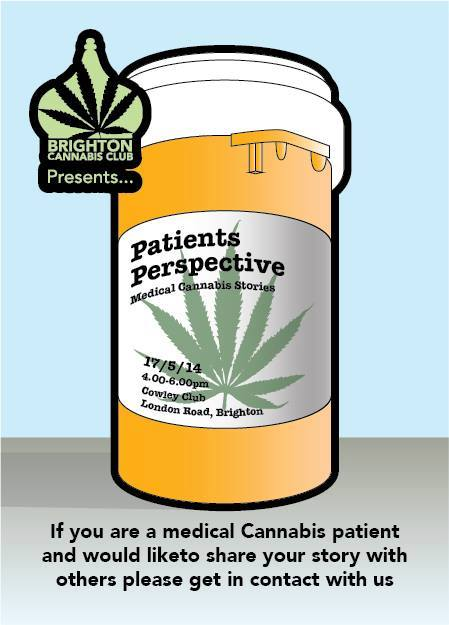 Patients' perspective: medical cannabis