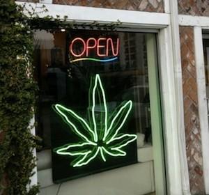 Medical cannabis dispensary