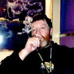 Cannabis campaigner Des Humphrey NORML UK