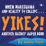 Yikes another quirky audio book: cannabis humour