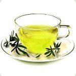 Cannabis green tea