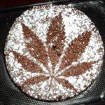 Cannabis space cake