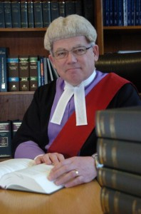 Anti cannabis Liverpool Crown Court Judge Thomas Teague