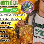 4/20: Amsterdam Celebrations with NORML & UKCSC this April 20th