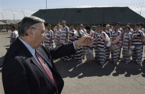 Perhaps Judge Julian Lambert would like to model himself on Sheriff Joe Arpaio?