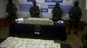 Mexican drug money