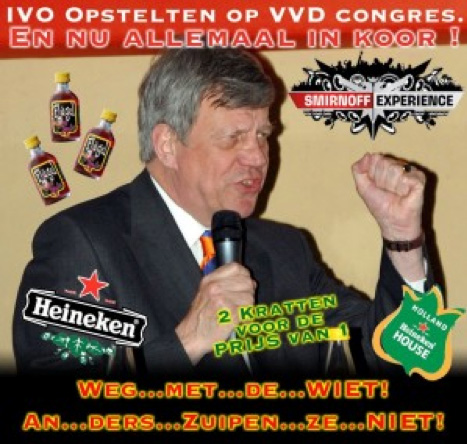 Minister Opstelten wants to ban cannabis over 15% THC from Dutch coffeeshops.