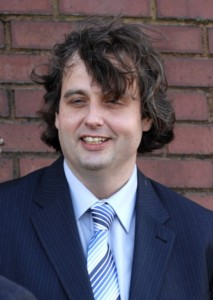 Teacher Alan Taylor who was sacked and banned from teaching for growing a few cannabis plants.