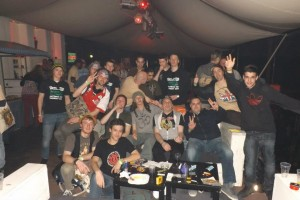 NORML UK & UK Cannabis Social Clubs 420 Smoke Out April 2013