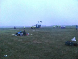 Police waste resources looking for cannabis at Stonehenge summer solstice celebrations.