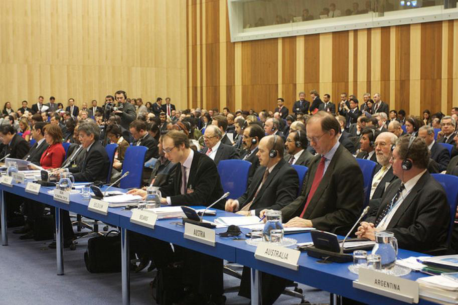 Meeting of the The Commission on Narcotic Drugs
