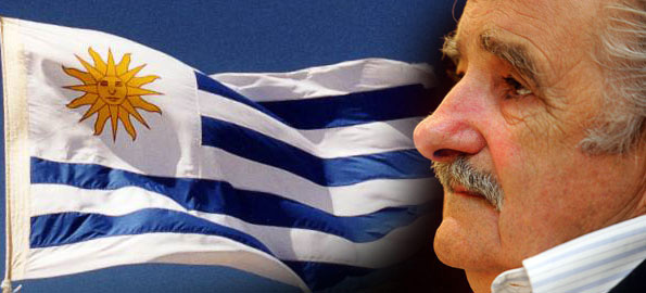 President Jose Mujica of Uruguay is to make Uruguay the first country in the world to legalise cannabis.