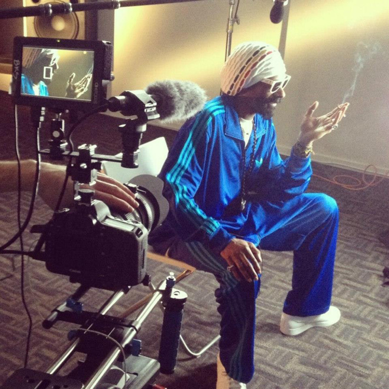 Snoop Dogg talks about cannabis to The Culture High