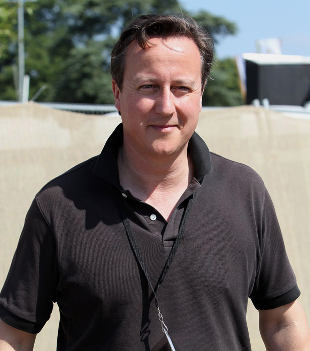 UK Prime Minister, David Cameron, has smoked cannabis in the past and used to support reforming Britain's drug laws.