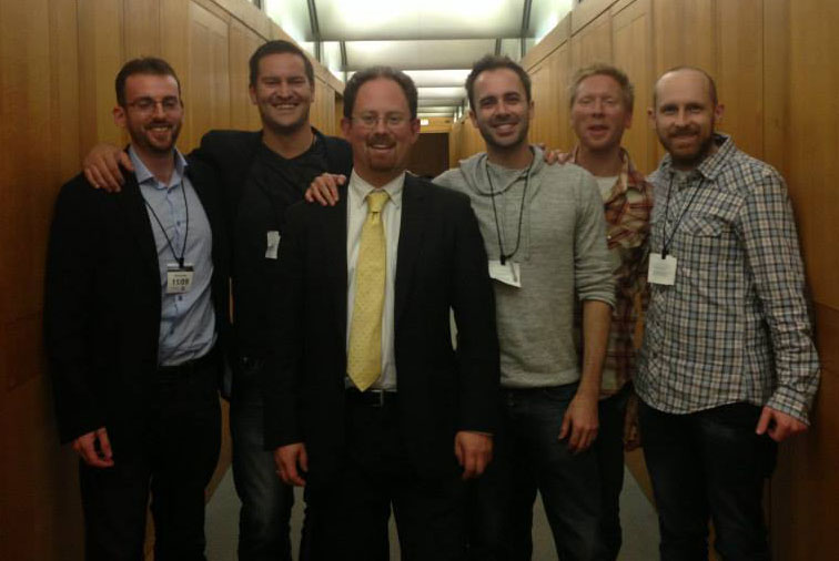 Julian Huppert MP and the Culture High