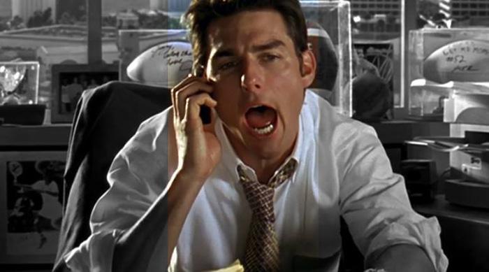 Movie Star Tom Cruise