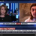 Clark French on Sky News
