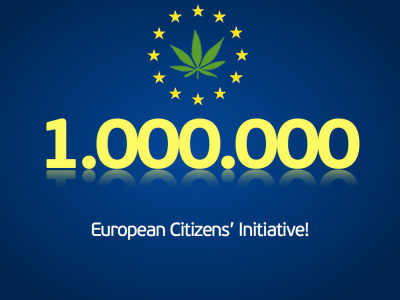 European Citizens Initiative requires 1 million EU signatories to require the European Commission to propose a legal act in an area where the Member States have conferred powers onto the EU level