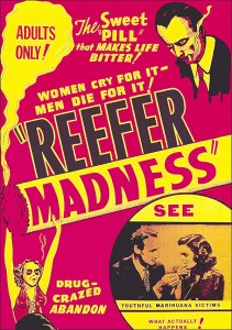 Reefer Madness from Dr Faizal Mohammed