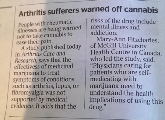 Article in the London Times