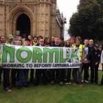 Work for cannabis law reform with NORML UK