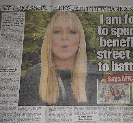Michelle X sun article