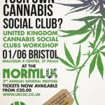 UK Cannabis Social Club Workshop