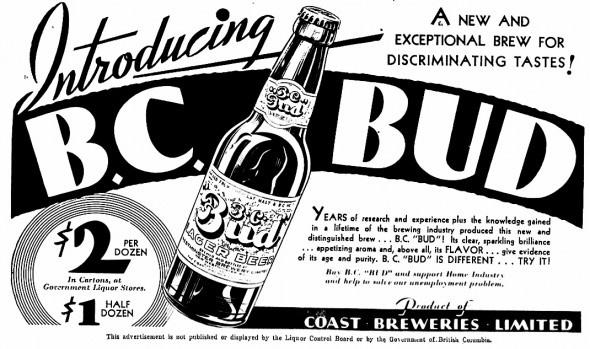 Introducing BC bud