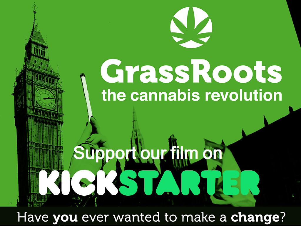 GrassRoots on Kickstarter